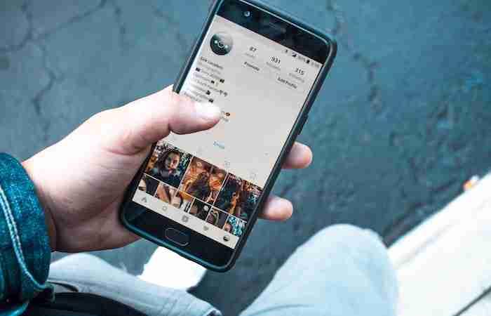 Instagram bio verbeteren